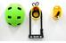 Cycloc Loop Helm- und Accessoiresablage green